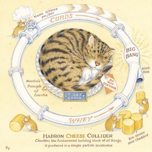 Hadron Cheese Collider