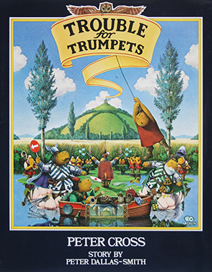 Trouble For Trumpets, Hardback