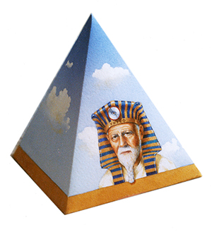 Freud Pyramid